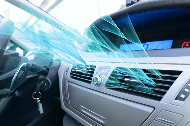 Ozonowanie pojazdow